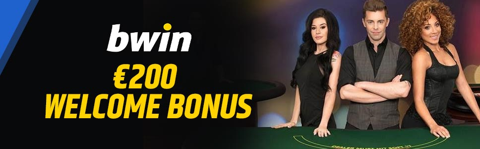 Bwin Casino Welcome Bonus