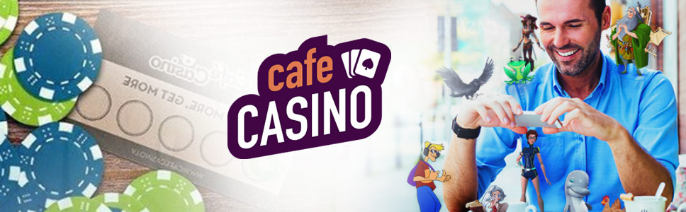 Cafe Casino No Deposit Bonus Promo Codes 2020