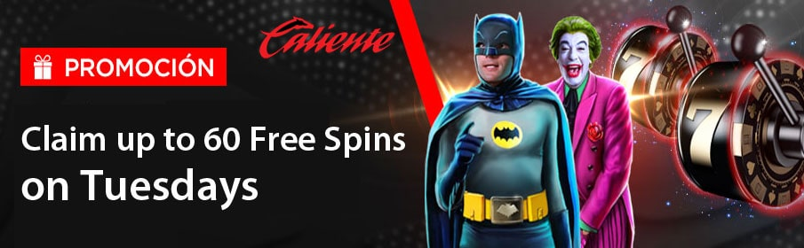 Caliente Casino Tuesday Bonus