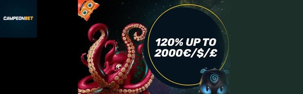 Campeonbet Casino Reload Offer