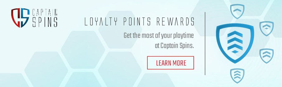Captain Spins Casino Loyalty Program