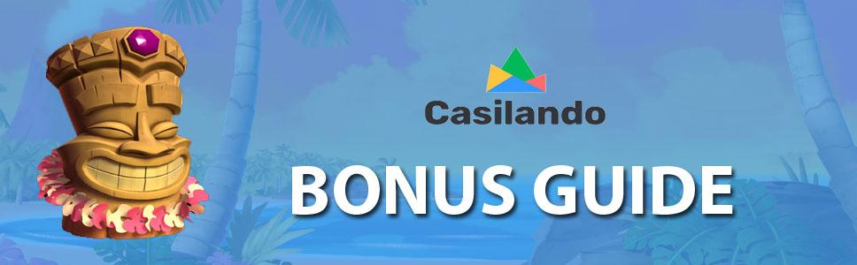 Casilando No Deposit Bonus