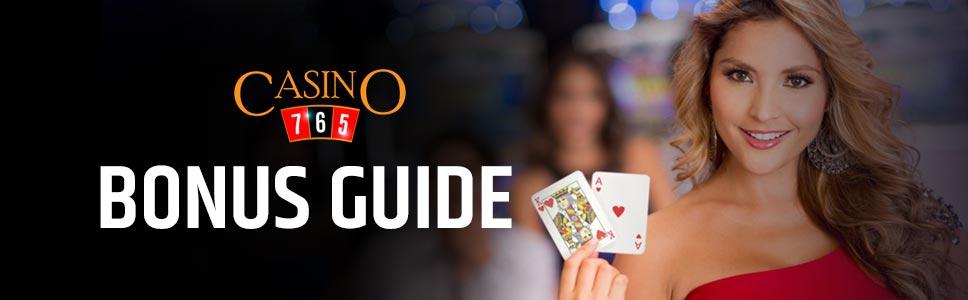 Casino765 Bonuses & Promotions