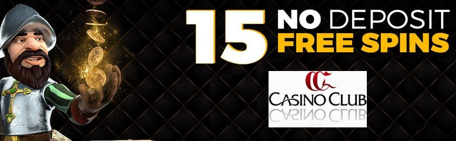 Casino Club No Deposit Bonus