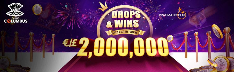 Casino Columbus Drops & Win Offer