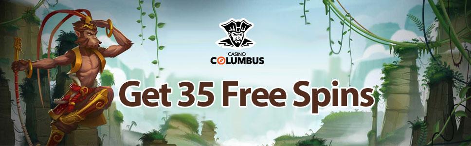 Casino Columbus Welcome Bonus