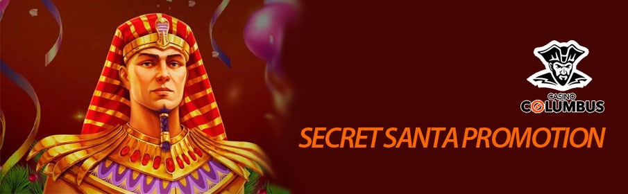 Prize Pool of €80,000 with the Secret Santa Christmas Promotion