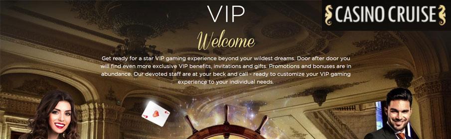 Casino Cruise VIP Program