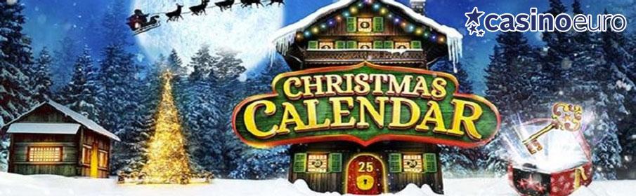 Casino Euro via the Christmas Calendar promotion