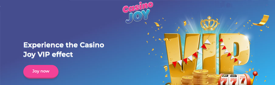 Casino Joy VIP Program