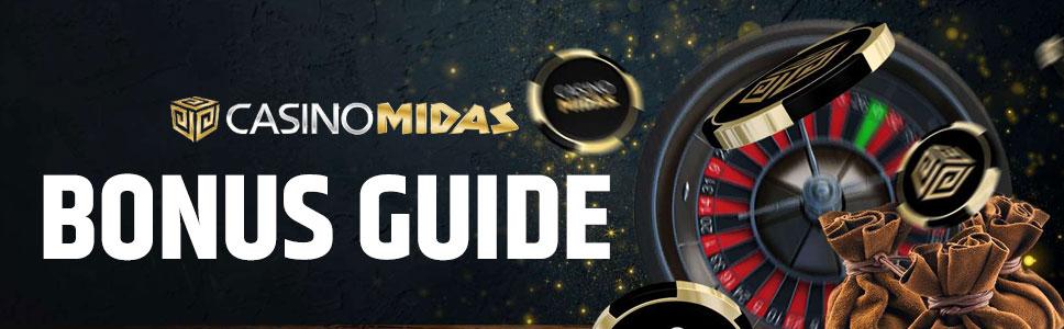 Casino Midas Bonuses & Promotions