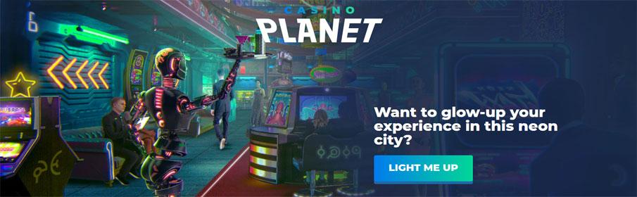 Casino Planet VIP Club