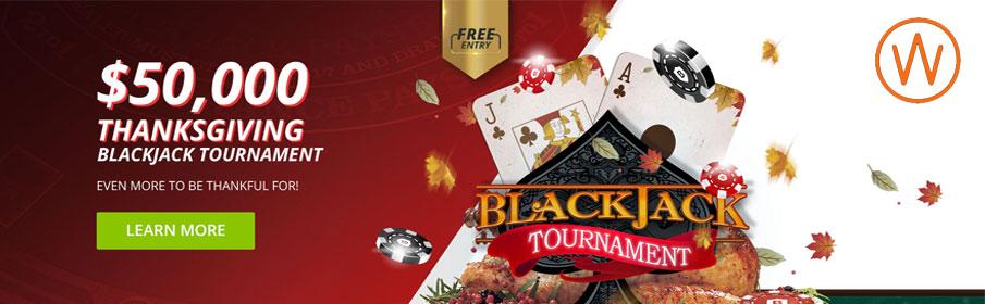 Casino Winner Blackjack Tournament