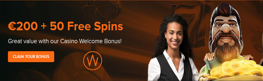 Casino Winner Sign Up Bonus