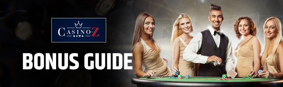 Casino-Z Bonuses & Promotions