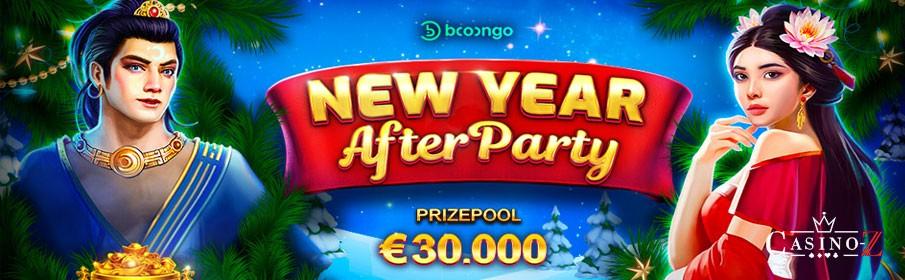 Casino-Z Cash Splash Promotion - €30K Prize Pool