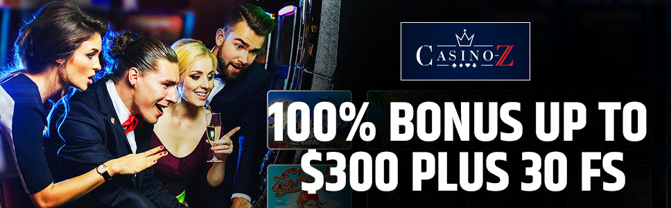 Casino-Z Welcome Bonus