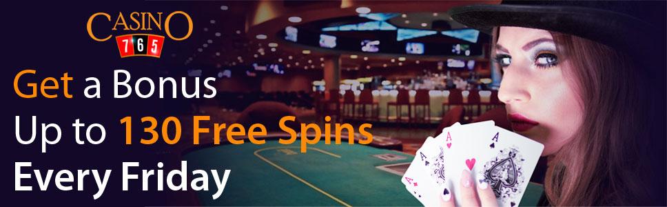 Casino765 Friday Bonus