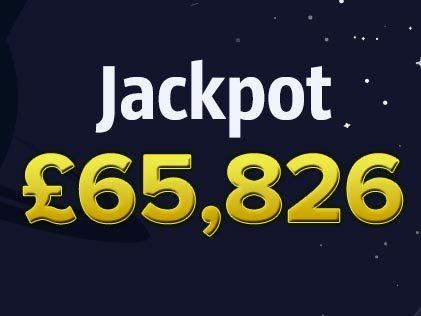 A £2 Bet helps Dennis Bag a £65,826 Jackpot