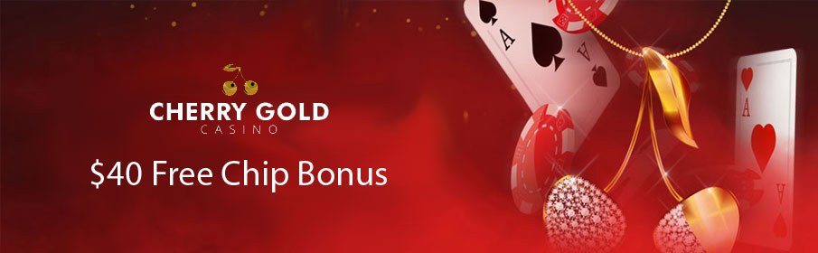 Cheery Gold Casino Free Chip Offer