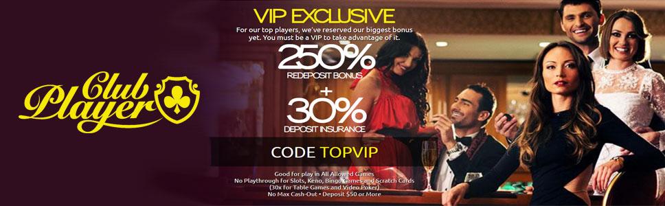 Club Player Casino Vip