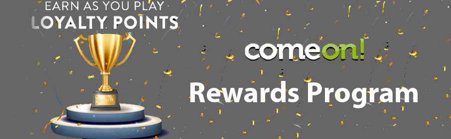Comeon Casino Loyalty Points