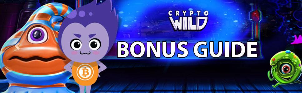 Cryptowiild Casino Bonuses & Promotions