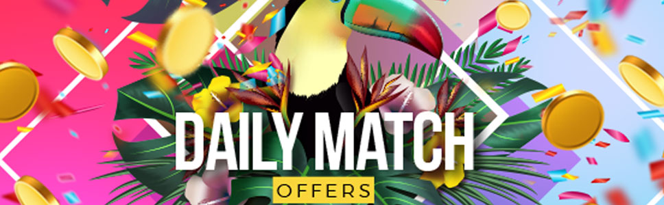 Jumba Bet Casino Match Deposit Bonus Offers Every Week