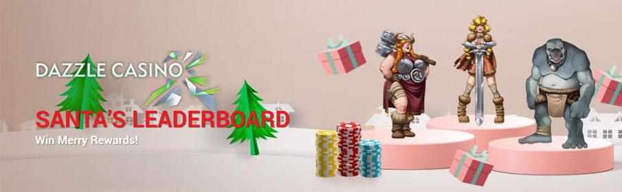 Santa's Leaderboard Tournament