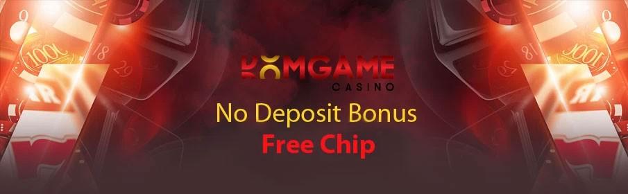 DomGame Casino No Deposit Bonuses