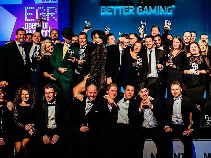 Sovereign's of EGR Operator Awards 2017, London