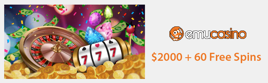 worth $2000 Plus up to 60 Free Spins Every Day
