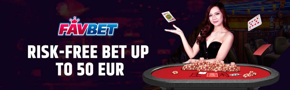 Favbet Casino Welcome Bonus