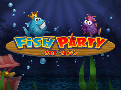 A lucky trio rolls in €117,341.17 prize at Microgaming's Fish Party SNG Tournaments