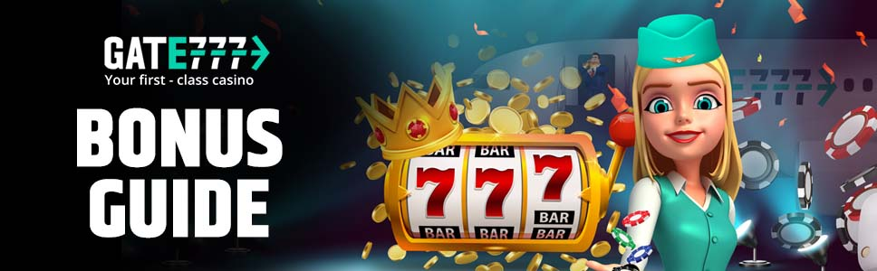 Gate 777 Casino Bonus Guide