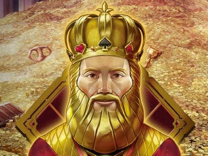 Gold King Online Slot