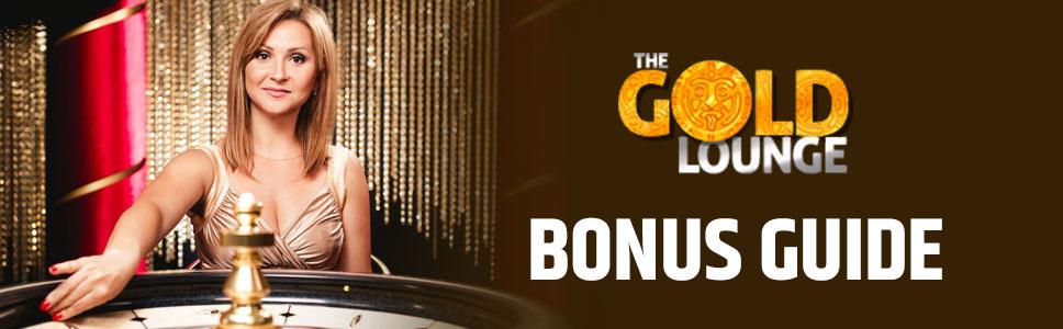 The Gold Lounge Casino Bonus & Promotions