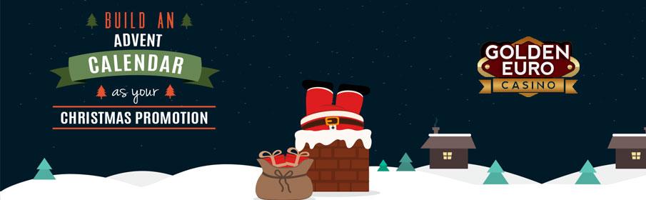 GoldenEuro Casino Christmas Calendar Promotion