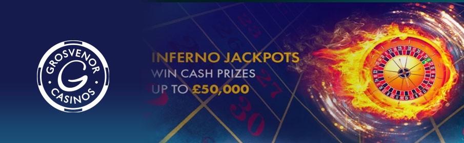 Grosvenor Casino Roulette Jackpots