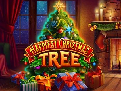 Happiest Christmas Tree Slots