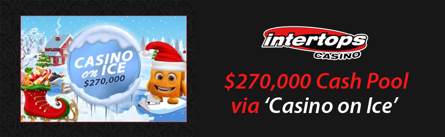 Intertops Casino $270,000 Cash Prize Bonus