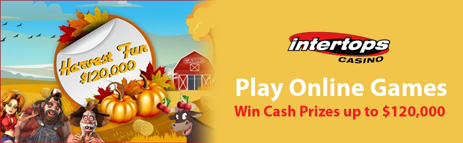 Intertops Casino Harvest Fun Tournament