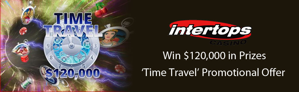 Intertops Casino Time Travel Promotion
