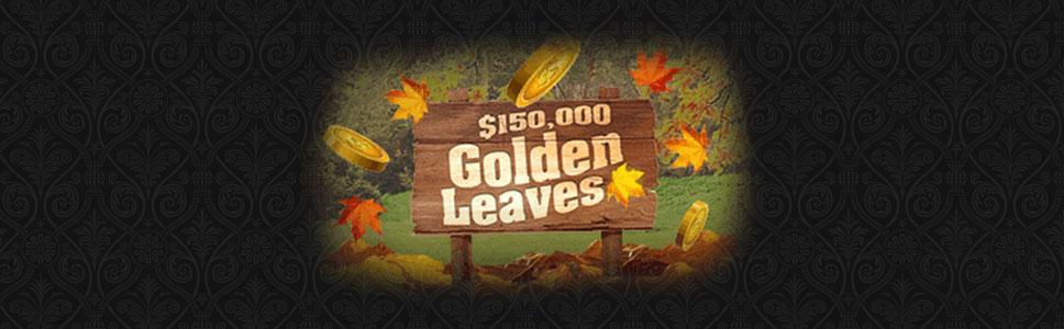 Intertops Casino Golden Leaves Offer