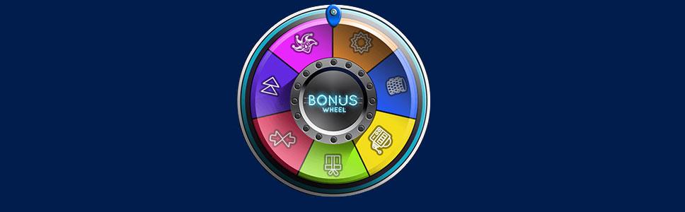 Jackpot City Bonus Wheel Promotion