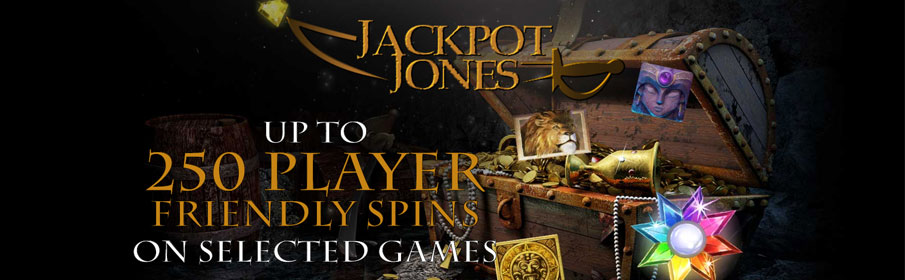 Jackpot Jones Casino First Deposit Bonus
