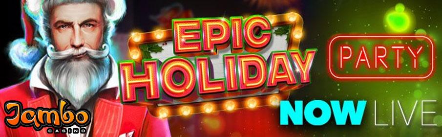 Jambo Casino Christmas Bonus