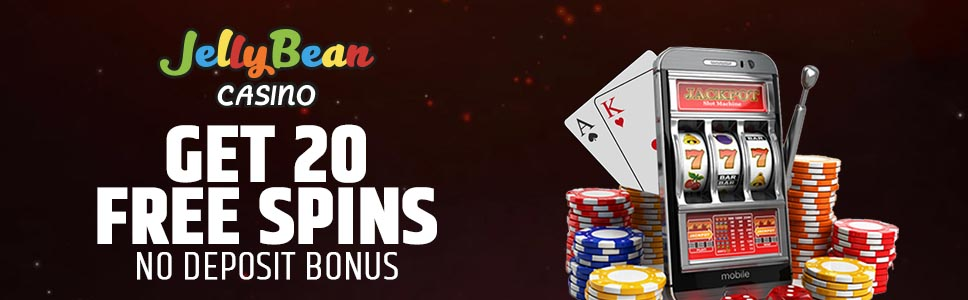 Jelly Bean Casino No Deposit Bonus Get 20 Free Spins