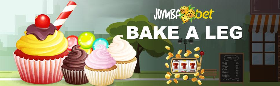 Jumba Bet Casino 'Bake a Leg' Promotion
