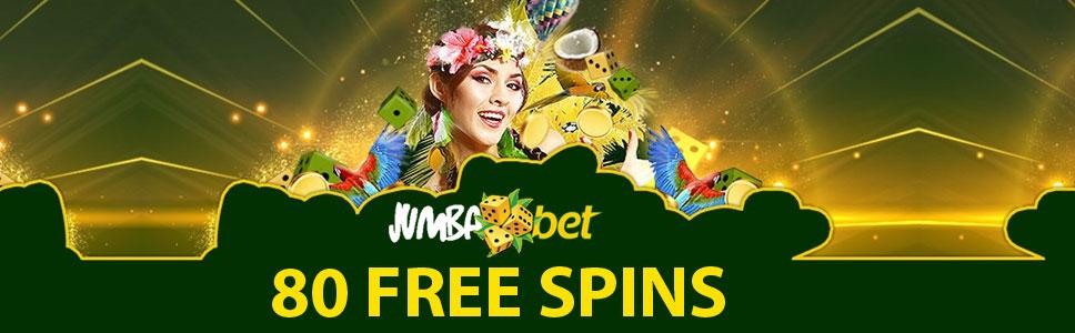Jumba Bet Free Spins Online Casino